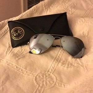 Ray-Ban Aviators Polarized